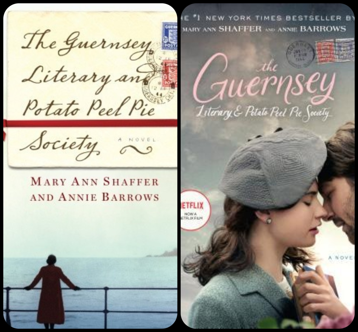 Guernsey Literary and Potato Peel Pie Society –Review